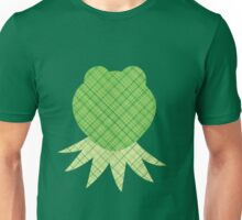 Scrapbook Kermit Unisex T-Shirt