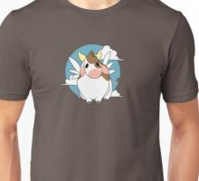 BOVINE AZURE Unisex T-Shirt