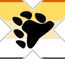 X-Bear Sticker