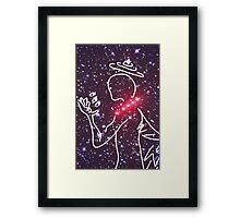 Eldritch Angel II Framed Print