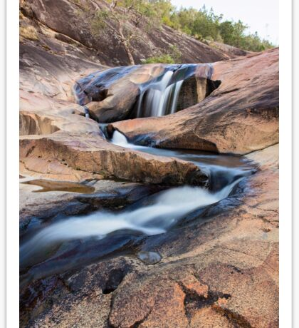 Beechworth Gorge  Sticker