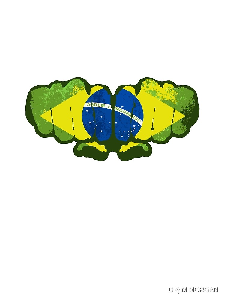 Brazil! by D & M MORGAN