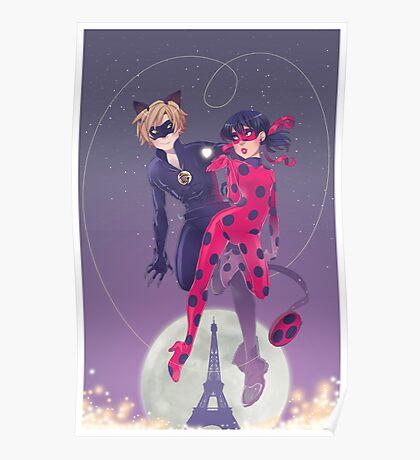In Paris Poster