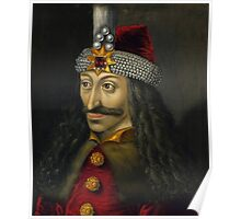 Vlad the Impaler Portrait Poster
