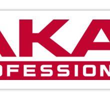 akai logo Sticker