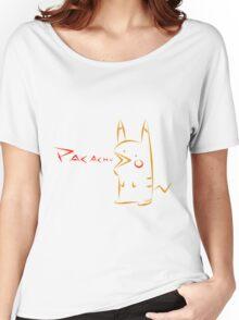 Pacachu Women's Relaxed Fit T-Shirt