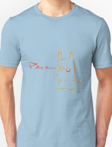 Pacachu Unisex T-Shirt