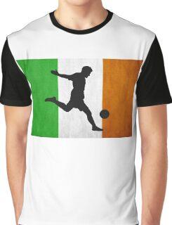 Irish Soccer Graphic T-Shirt