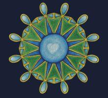 Council of Twelve Mandala #2 Baby Tee