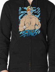 WWE Retro Sting T-Shirt