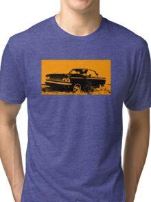 Vintage Orange Tri-blend T-Shirt