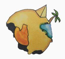 Pint Size Planet (Desert) Kids Tee