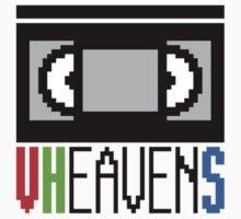 VHS Heaven Baby Tee