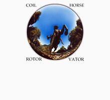 Coil - Horse Rotorvator T-Shirt Unisex T-Shirt