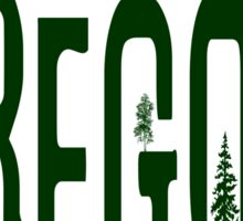 Oregon State Tree Sticker