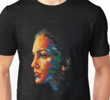 Sun kissed - palette knife painting Unisex T-Shirt