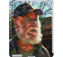 My Neighbor, Gator, In DREAM Land iPad Case/Skin