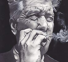 David Lynch by Erin Quinn