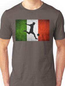 Italian Soccer Unisex T-Shirt
