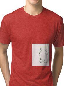 Dragon  bear Tri-blend T-Shirt