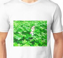 """Cat - Mistic playing """"Pic a Boo"""" Unisex T-Shirt"""