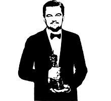 Leonardo DiCaprio Oscar 2016 Photographic Print