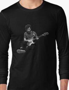Mac DeMarco Playing Guitar Long Sleeve T-Shirt