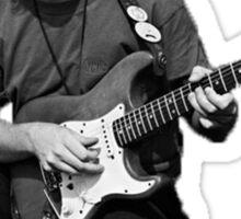 Mac DeMarco Playing Guitar Sticker