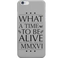 SUMMER MMXVI iPhone Case/Skin
