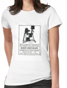 Edison Womens Fitted T-Shirt