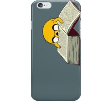 Nerd Jake iPhone Case/Skin