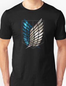 Survey Corps - Galaxy T-Shirt
