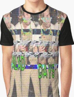 Salad Days Glitch Graphic T-Shirt