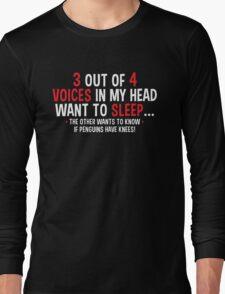 voices penguin T-Shirt