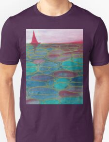Sunset sea  Unisex T-Shirt