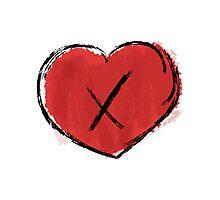Heart Breaker Photographic Print