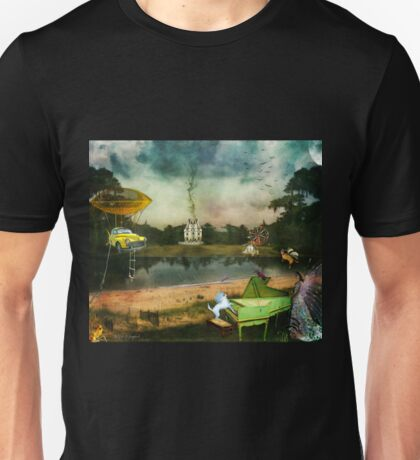 To Wish Impossible Things (art, poetry & music) Unisex T-Shirt