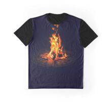 Bonfire Graphic T-Shirt