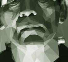 Frankenstein in Low-Poly Sticker