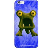 Horrible Monster iPhone Case/Skin