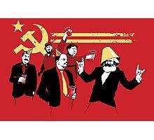 Celebrate communism in heaven Photographic Print