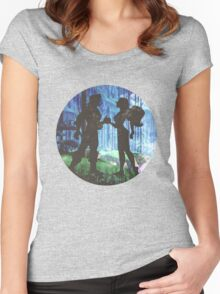 Colors of the Wind Women's Fitted Scoop T-Shirt