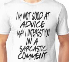 Friends Quote Chandler Unisex T-Shirt