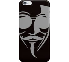 I am Anonymous iPhone Case/Skin