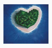 Heart Island  Kids Tee