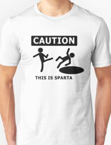 This is Sparta Unisex T-Shirt