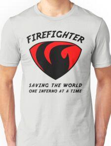 Firefighter Unisex T-Shirt