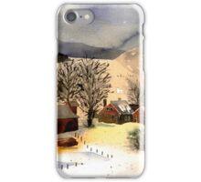 akwarelka 103 iPhone Case/Skin