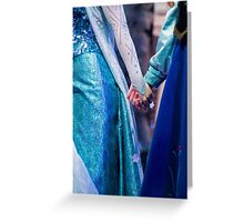 An Act of True Love Greeting Card