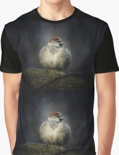 Bird - Spatz Graphic T-Shirt